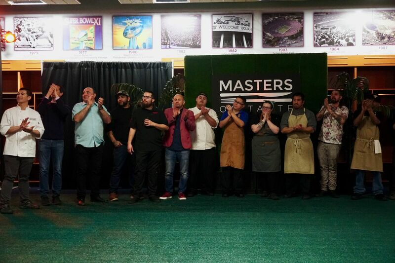 Masters of Taste Foodie Biz