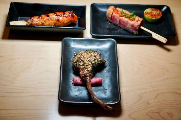 Hatch Yakitori + Bar Foodie Biz